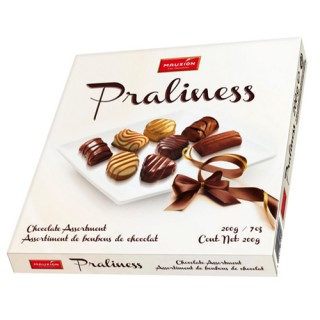 Socola Mauxion Praliness 200g